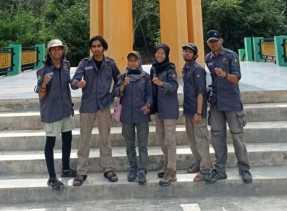 Enam Anggota Mapala Unri Ekspedisi Gunung Jadi