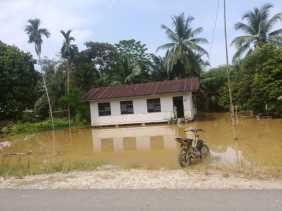 Banjir di 14 Kecamatan Mulai Surut